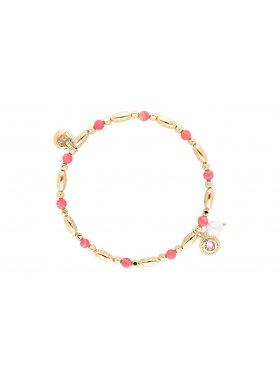 Armband - Meyra Pinkrose