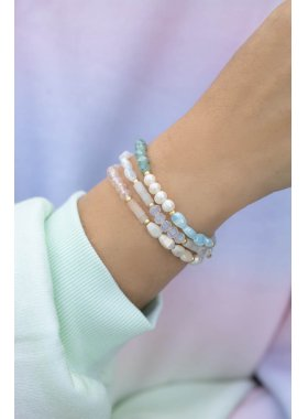 Armband - Moody Blush