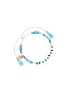 Armband - Bella Blue