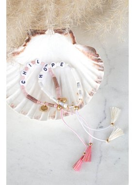 Armband - Bella White