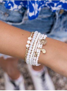 Armband ''Nashville'' - Clear