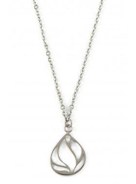 Halskette - Knospe