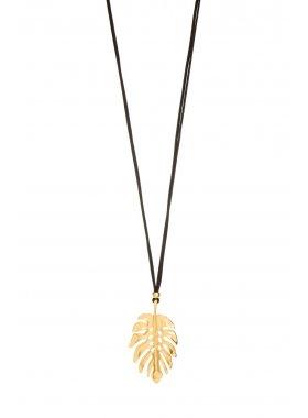 Halskette - Palm Gold