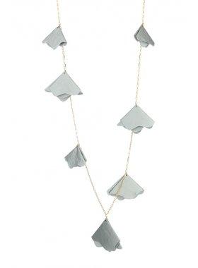 Halskette - Silver Satin