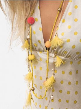 Halskette - Lemon Cuddle