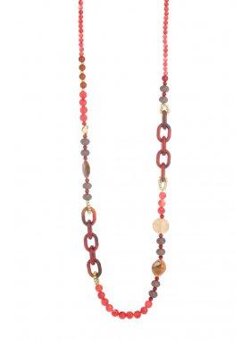 Halskette - Red Range