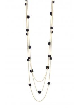 Halskette - Stracciatella