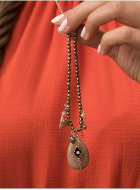 Halskette - Lucky Stone