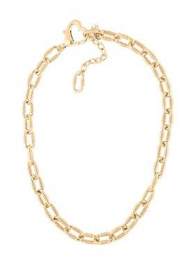 Halskette - Golden Elementa