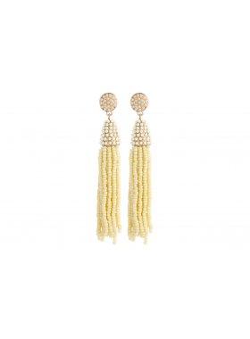 Ohrhänger - Tassel Beads