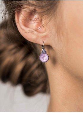 """Ohrhänger """"San Antonio"""" - Lilac"""