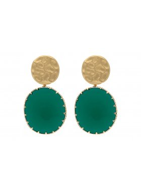Ohrhänger - Emerald