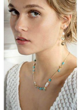 "Ohrring - Ava ""Turquoise"""