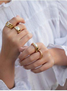 Ring - Golden Sky EU58