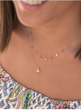 Halskette - Shelly