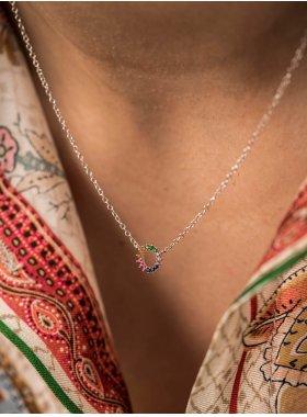 Halskette - Papillon
