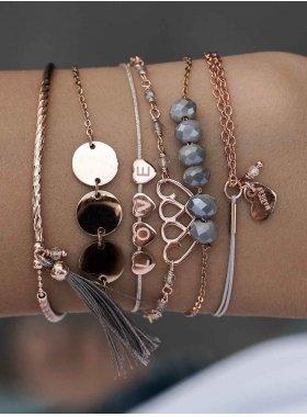 Armband - Love Hearts