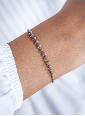 Armband - Grey Allure
