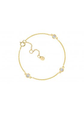 Armband - Adorable Gold