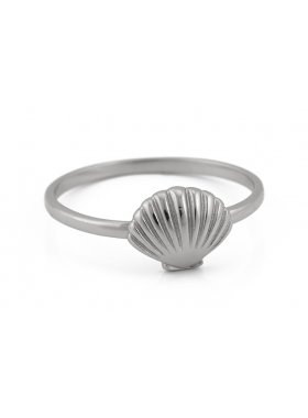 Ring - Silver Sea Shell EU52